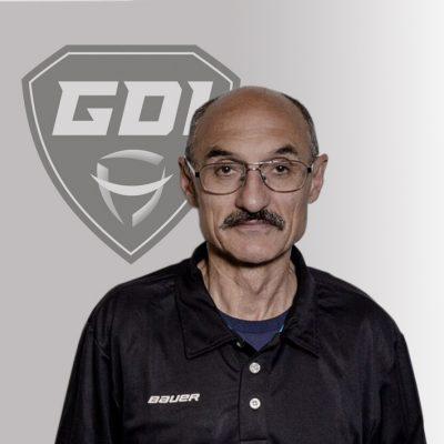 GDI Eishockey Torwart Camp und Schule, Team, Torwarttrainer Sigi Harrer