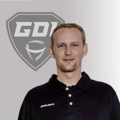 """GDI Eishockey Torwart Camp und Schule, Team, Luitpold """"Lui"""" Schwarz"""