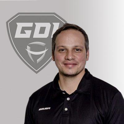 GDI Eishockey Torwart Camp und Schule, Team, Benedikt Weichert